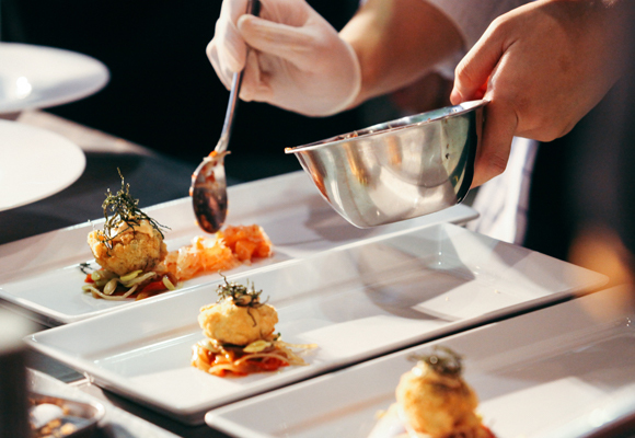 rsu plating food